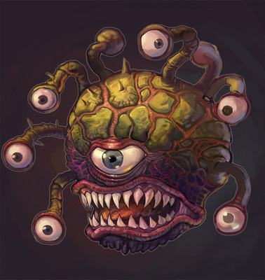 Paging Dr. Beholder. Dr. Beholder, please report to Pediatrics.